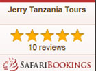 Safari Booking
