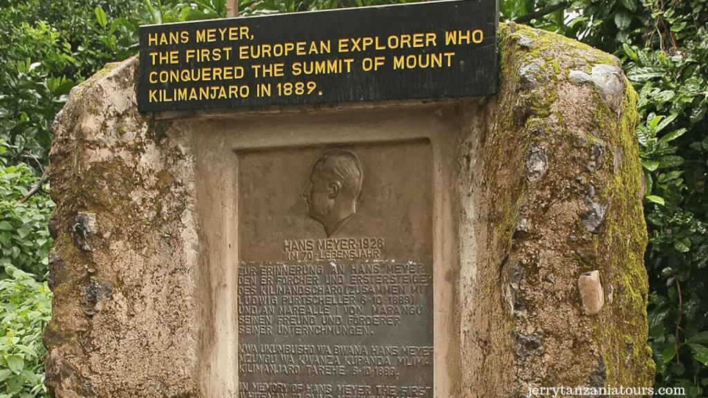 Mount Kilimanjaro Facts, Hans Meyer
