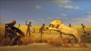 They Are Lion Hunter