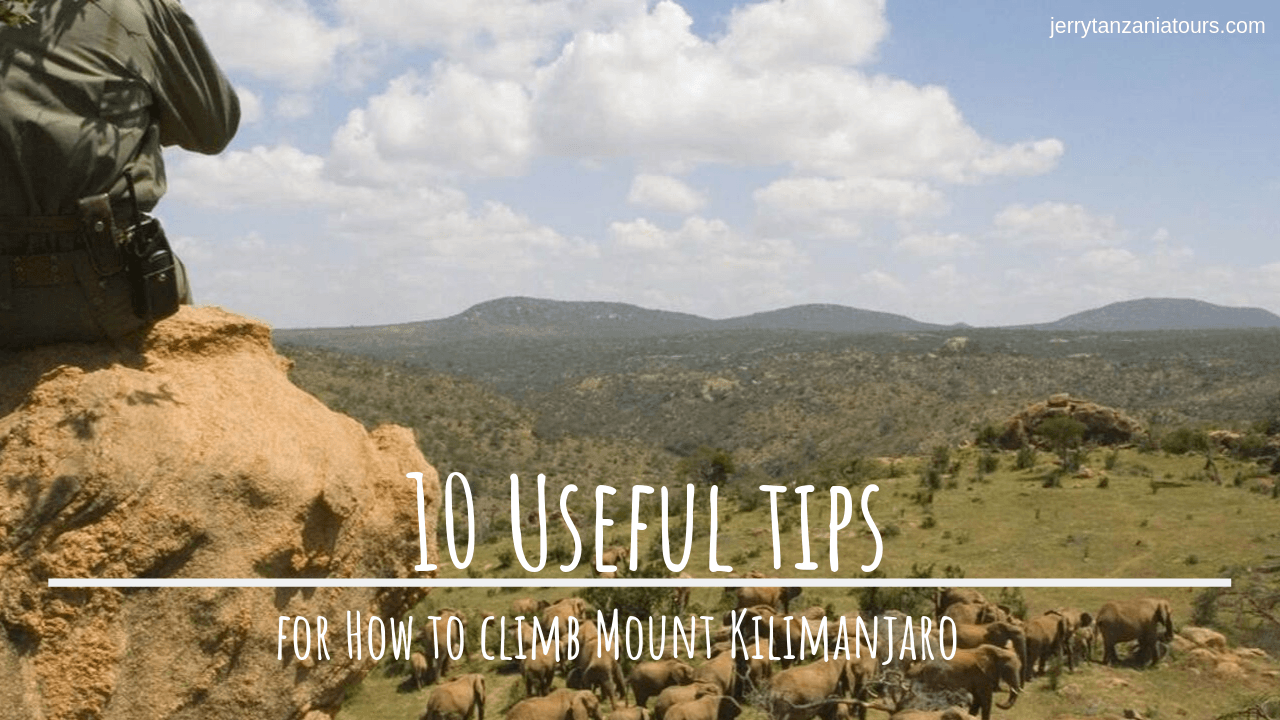 How to Prepare for Climbing Kilimanjaro? Here are 10 useful Tips for you