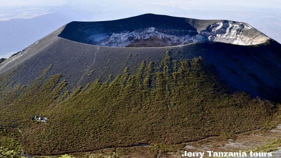 Mountains Of Tanzania: Ol Doinyo Lengai