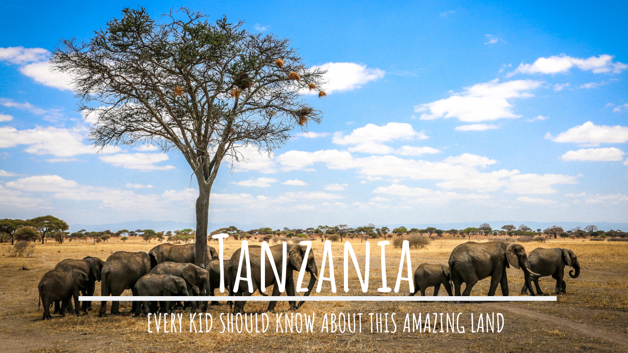 Tanzania Facts: Every Kid Should Know About this Amazing Land.