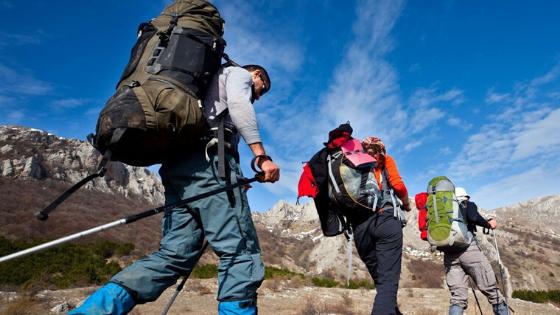 Who is climbing Kilimanjaro