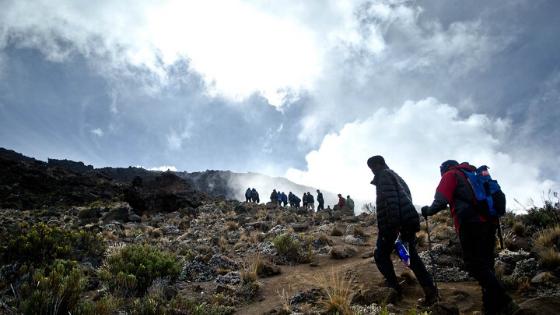 Extreme Altitude during Climbing Kilimanjaro
