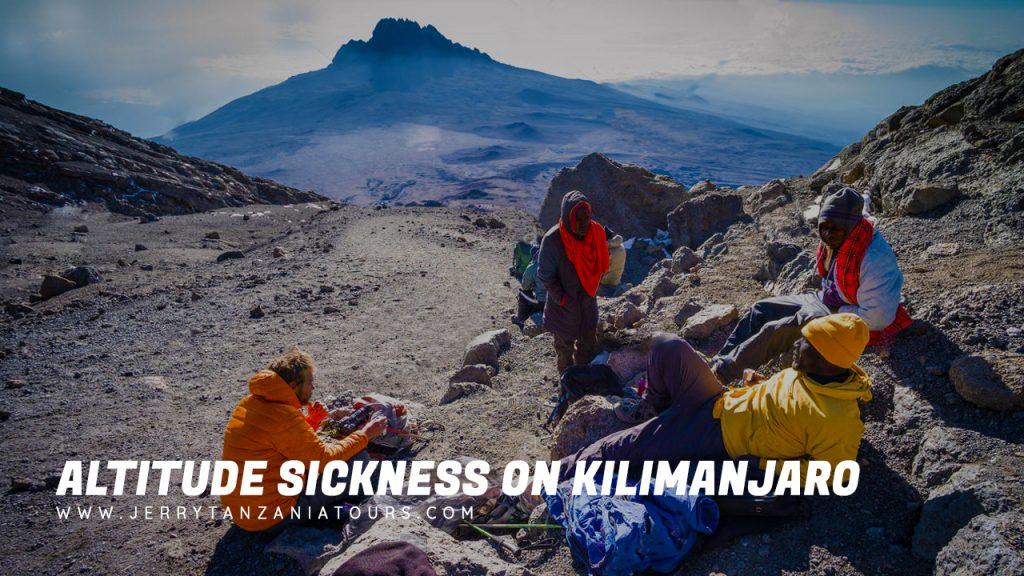 Altitude Sickness on Kilimanjaro