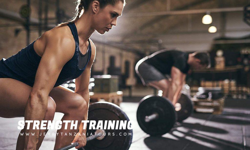 Strength Training For Kilimanjaro