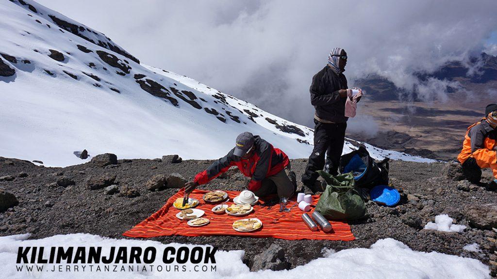 Kilimanjaro Cook