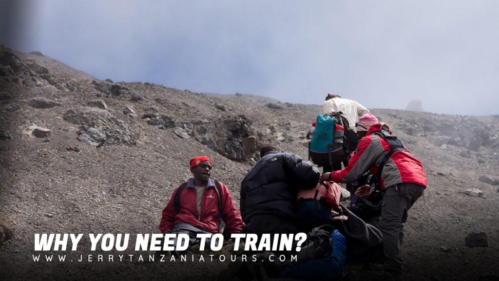 Kilimanjaro Training
