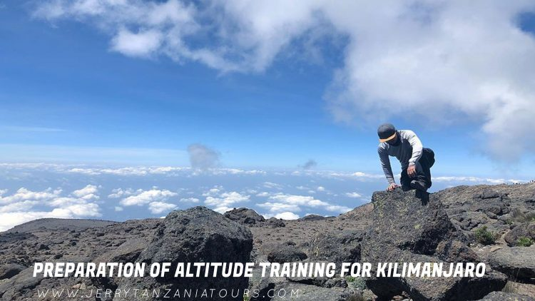 Preparation of Altitude Training For Kilimanjaro