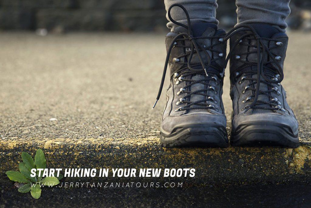 Kilimanjaro Hiking Boots