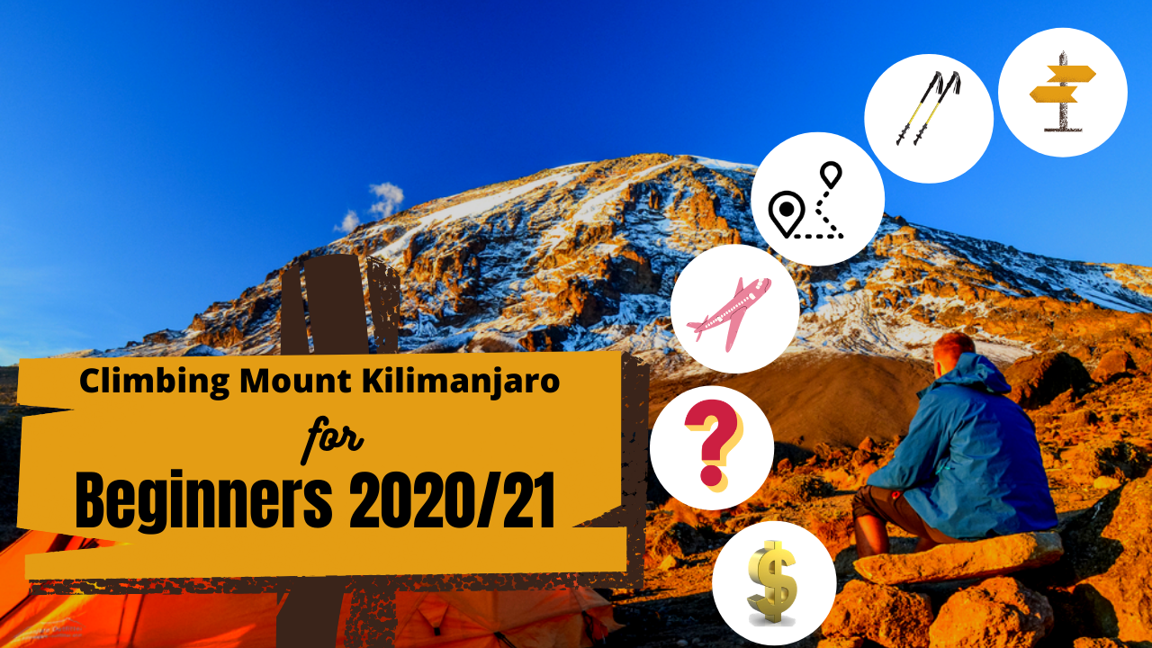 Climbing Mount Kilimanjaro For Beginners 2020/2021 – All You Need To Know