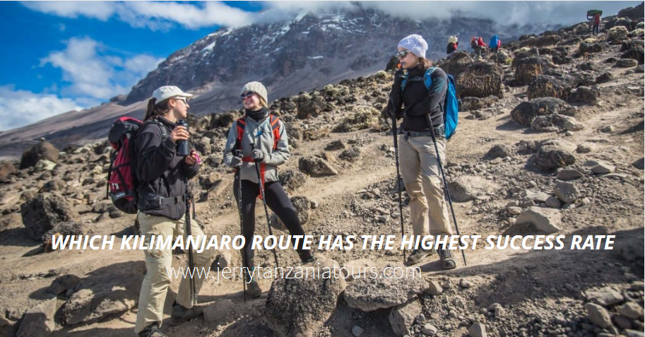 Which Kilimanjaro Route Has The Highest Success Rate