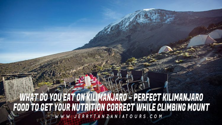 Kilimanjaro Tipping Guide