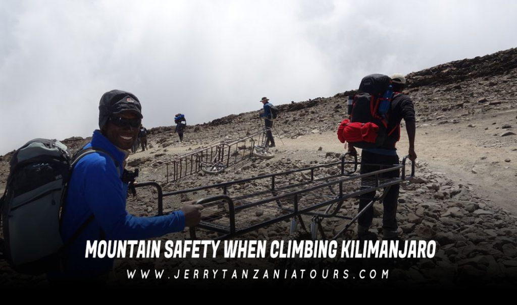 Mountain Safety When Climbing Kilimanjaro