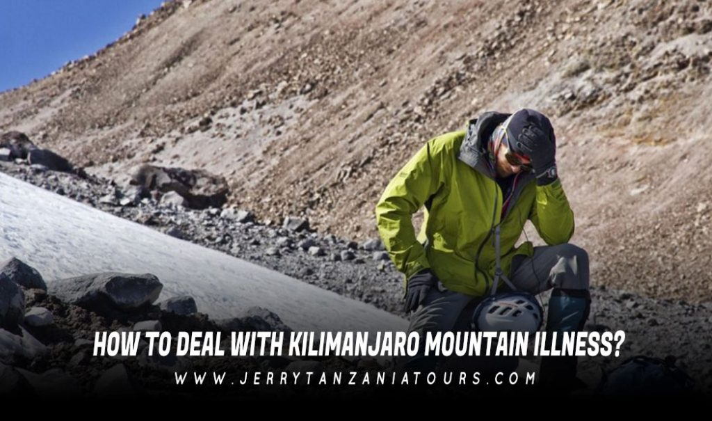 How To Deal With Kilimanjaro Mountain illness