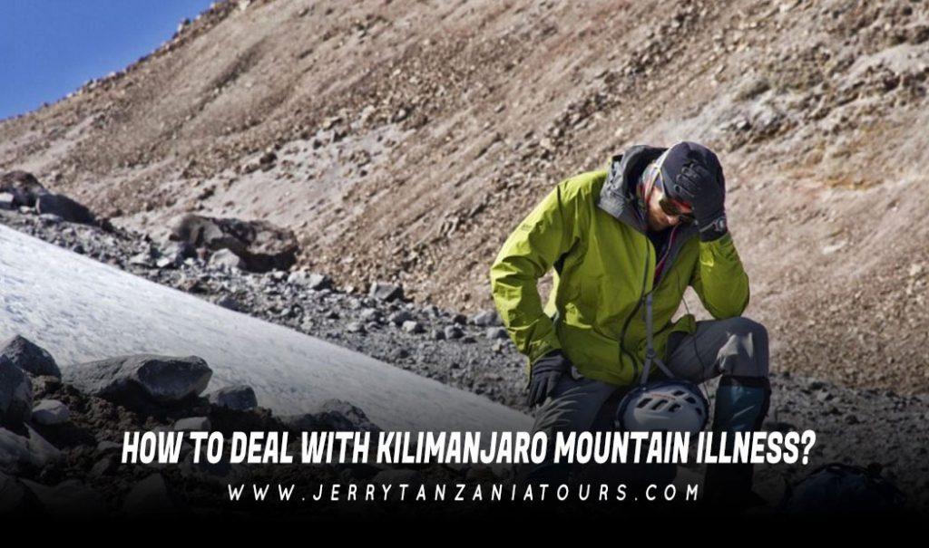 How To Deal With Kilimanjaro Mountain illness