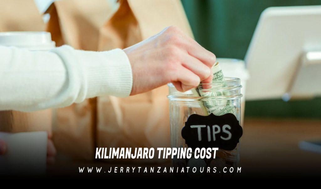 Kilimanjaro Tipping Cost