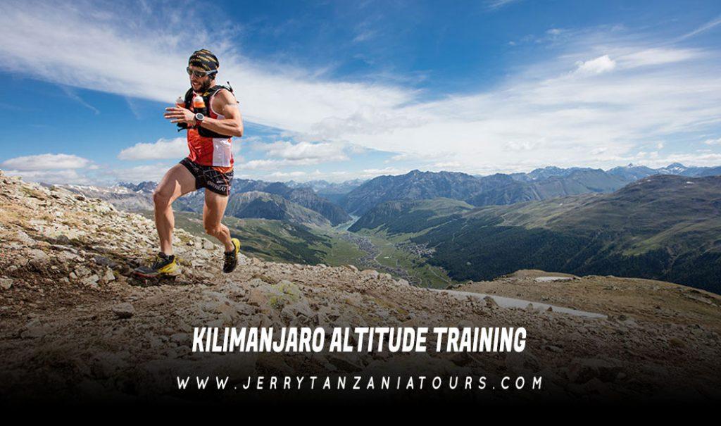 Kilimanjaro Altitude Training