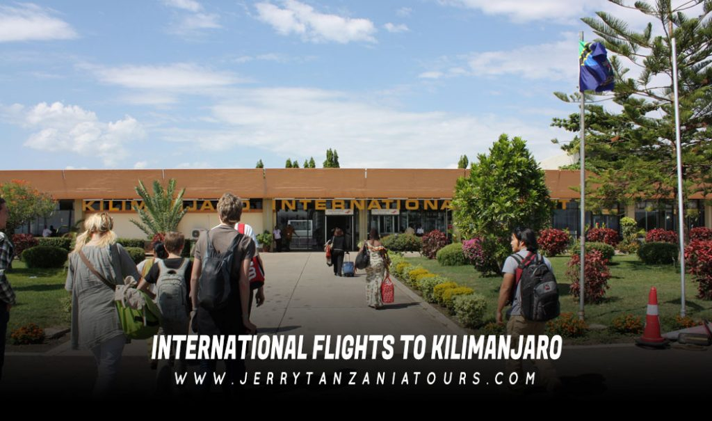 International Flights To Kilimanjaro