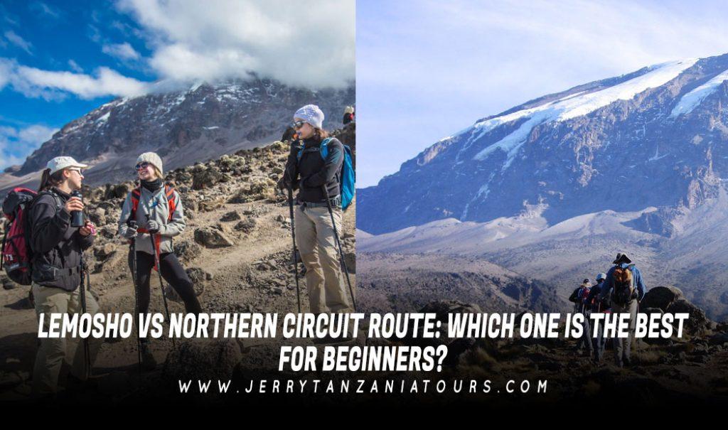 Lemosho Vs Northern Circuit Route