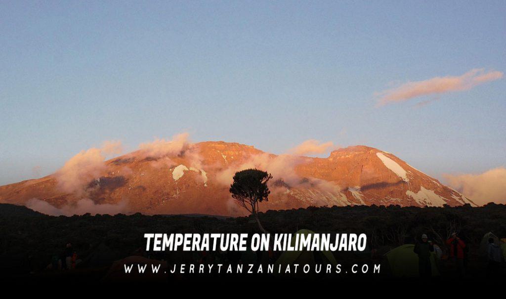 Temperature On Kilimanjaro