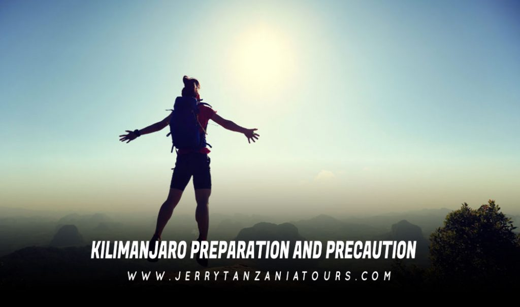 Kilimanjaro Preparation and Precaution