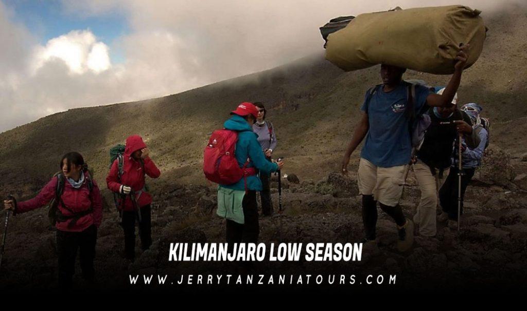 Kilimanjaro Low Season