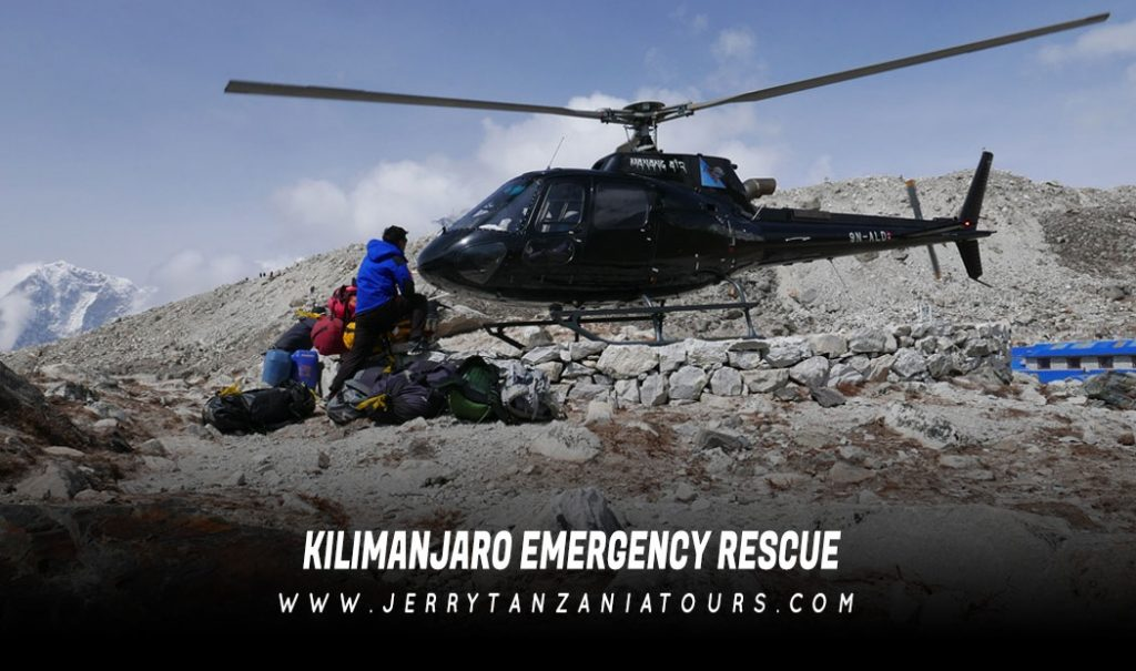 Kilimanjaro Emergency Rescue