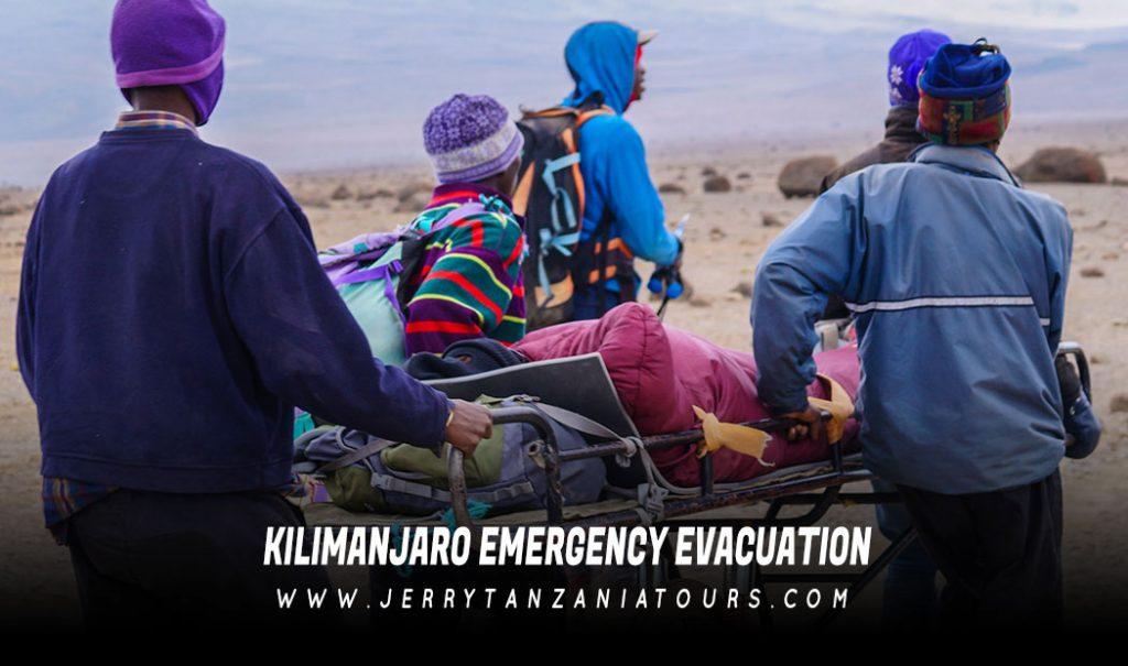 Kilimanjaro Emergency Evacuation