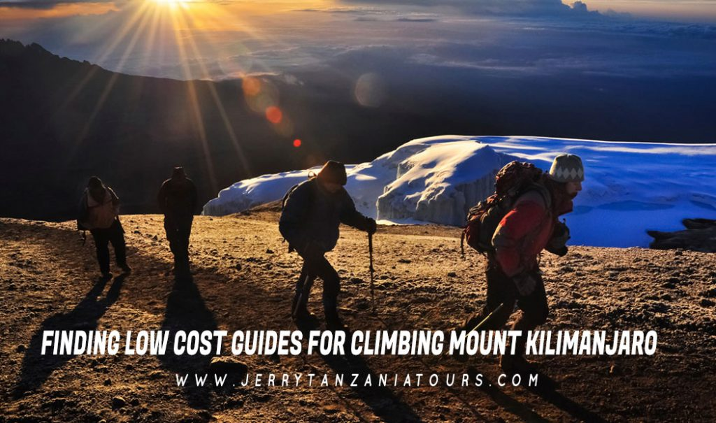 Finding Low Cost Guides For Climbing Mount Kilimanjaro