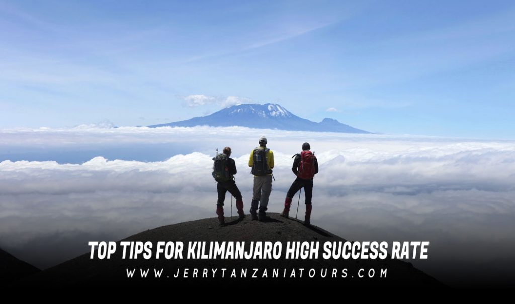 Top Tips For Kilimanjaro High Success Rate