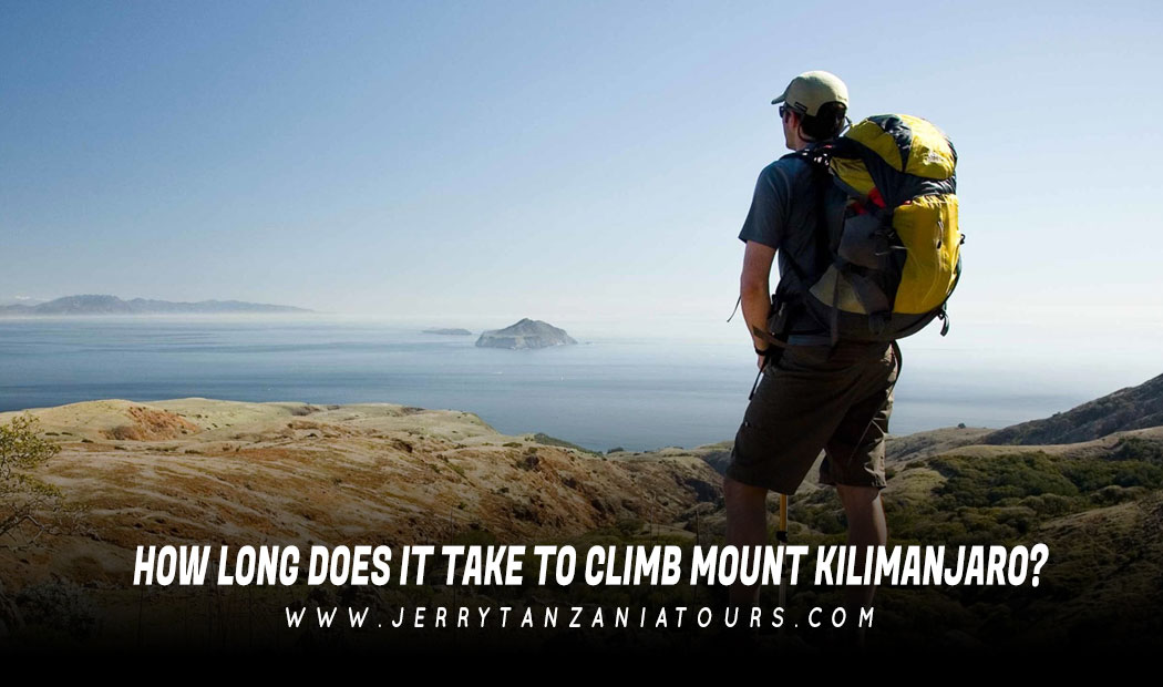 How Long Does It Take To Climb Mount Kilimanjaro?