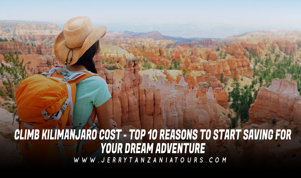 Climb Kilimanjaro Cost – Top 10 Reasons To Start Saving For Your Dream Adventure