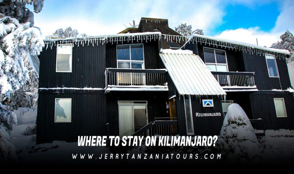 Kilimanjaro Accommodations