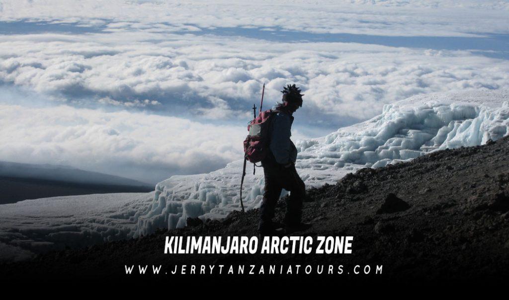 Kilimanjaro Arctic Zone