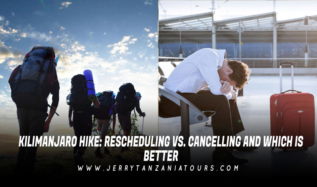 Kilimanjaro Hike: Rescheduling Vs. Cancelling And Which Is Better?
