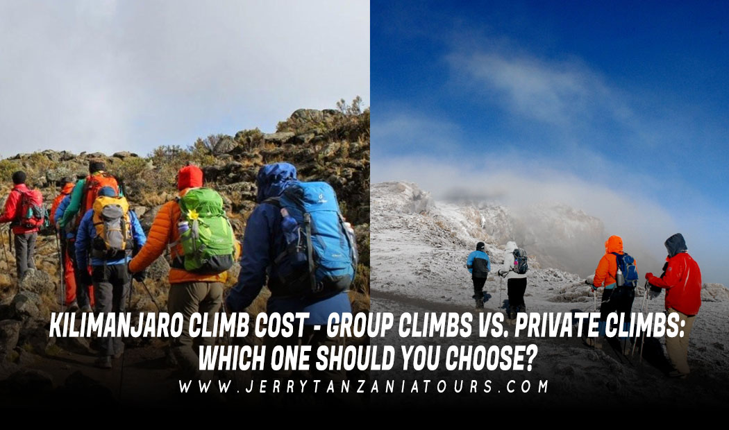Kilimanjaro Climb Cost – Group Climbs vs. Private Climbs: Which One Should You Choose?