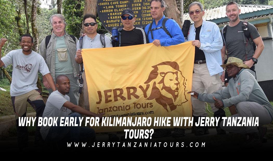 Jerry Tanzania Tours