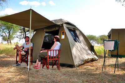 6 Days Tanzania Camping Safari