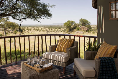 5 DAYS TANZANIA LODGE SAFARI