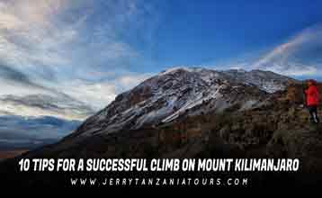 10 Tips For A Successful Climb On Mount Kilimanjaro