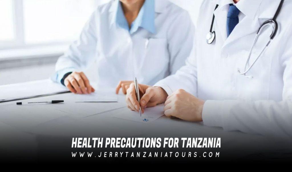 Health Precautions For Tanzania