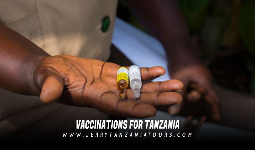 Vaccinations For Tanzania
