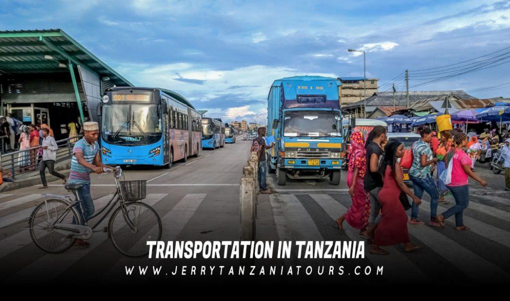 Transportation in Tanzania