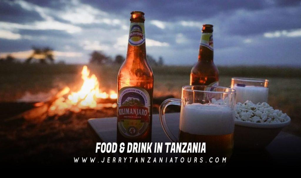 Food & Drink in Tanzania