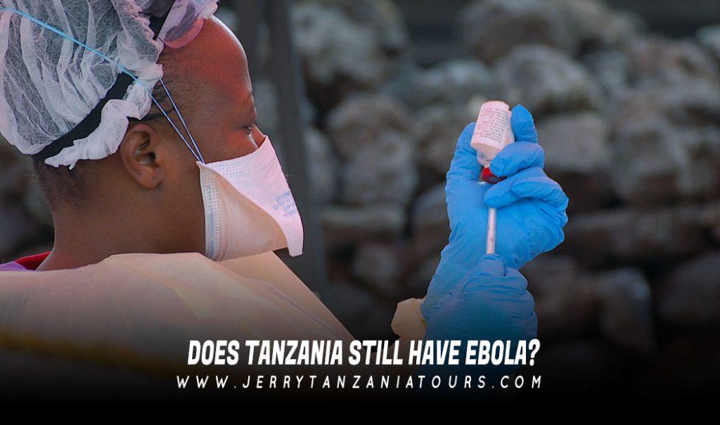 Ebola In Tanzania