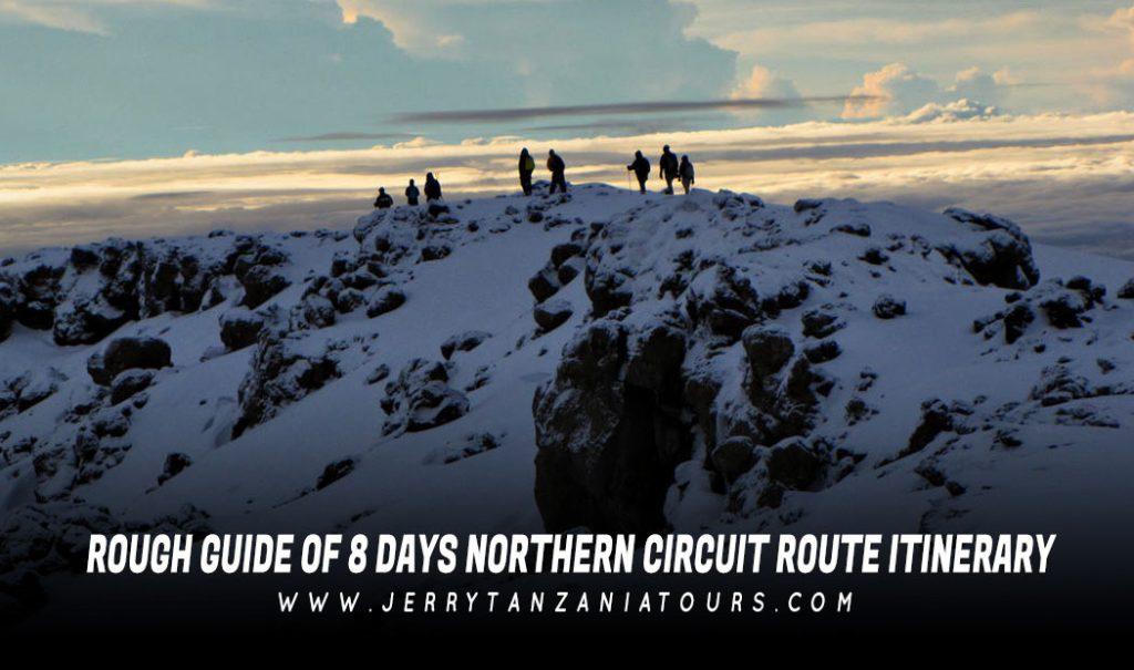 Northern Circuit Kilimanjaro
