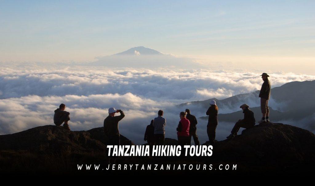 Tanzania Hiking Tours