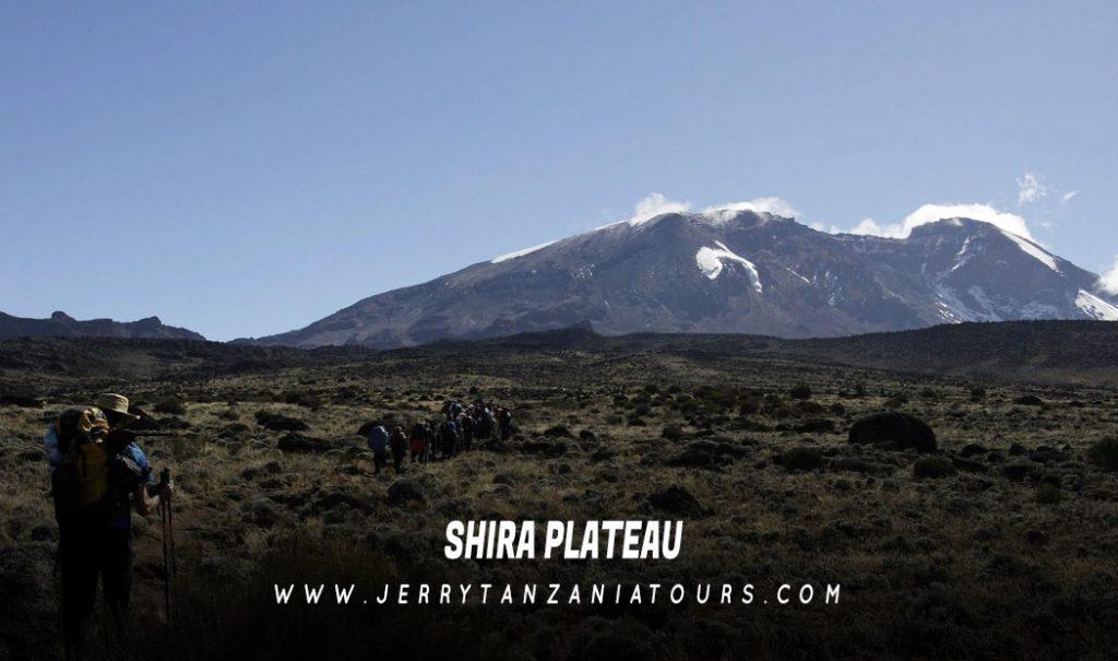 Shira-Plateau