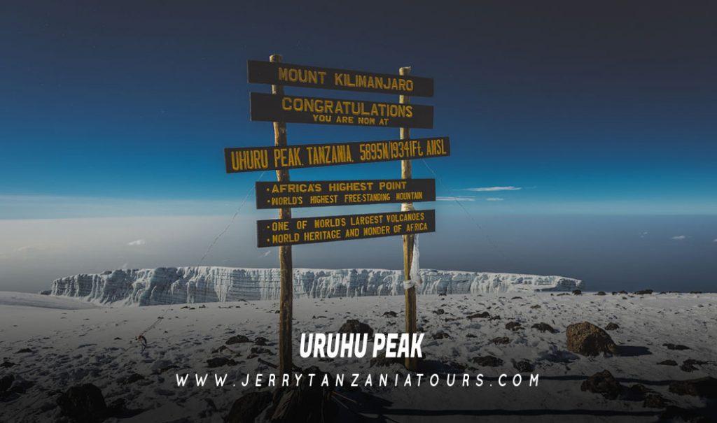 Uruhu-Peak
